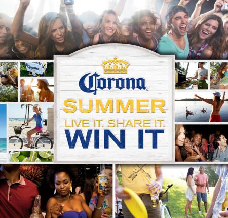 Corona Summer – Live it. Share It. Win it.